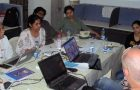 First project meeting at IHMP, Pune